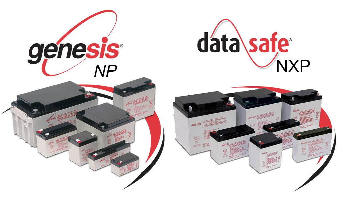 Genesis NP, DataSafe NPX